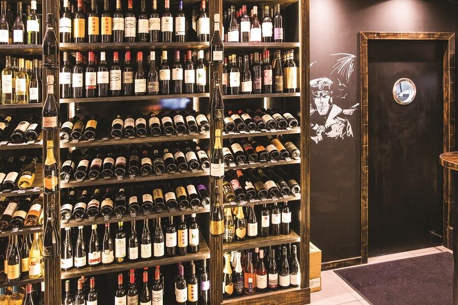 Cave vins spiritueux - Les Fines Bouches - Fort-de-France