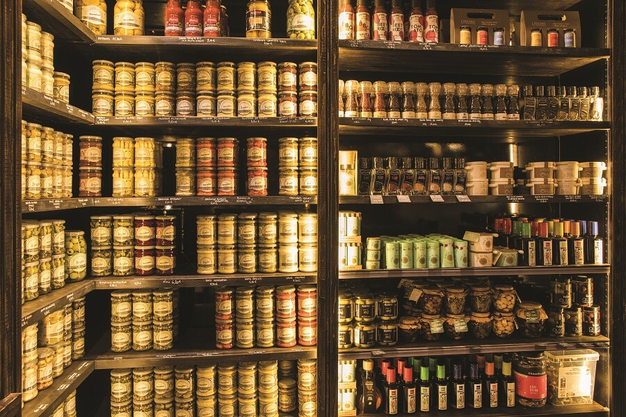 Conserves - épicerie fine Les Fines Bouches - Martinique