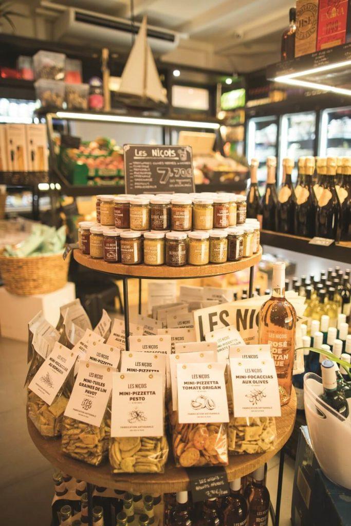 Produits d'épicerie du monde - Les Fines Bouches - Martinique