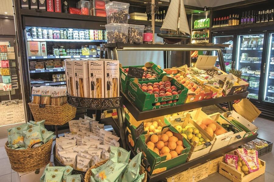 Produits maraîchers - épicerie Les Fines Bouches - Martinique
