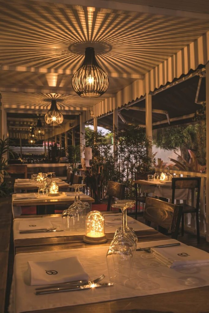 Restaurant Les Fines Bouches - Fort-de-France - Martinique