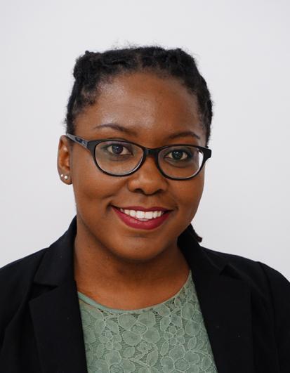 Marie-Edith Vincennes - assistante projet - Fonds d'Equipement des Nations Unies