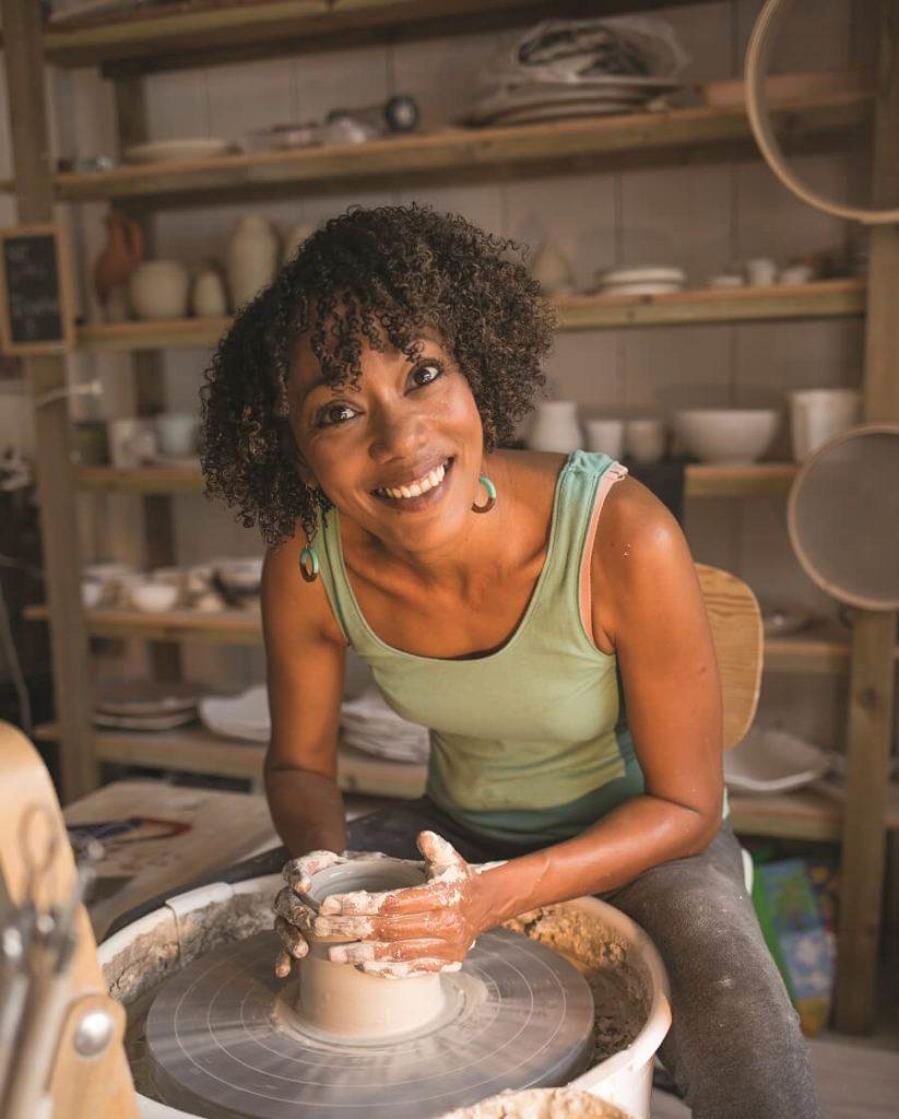 Atelier-boutique de céramique - Sable et Cendre - Martinique