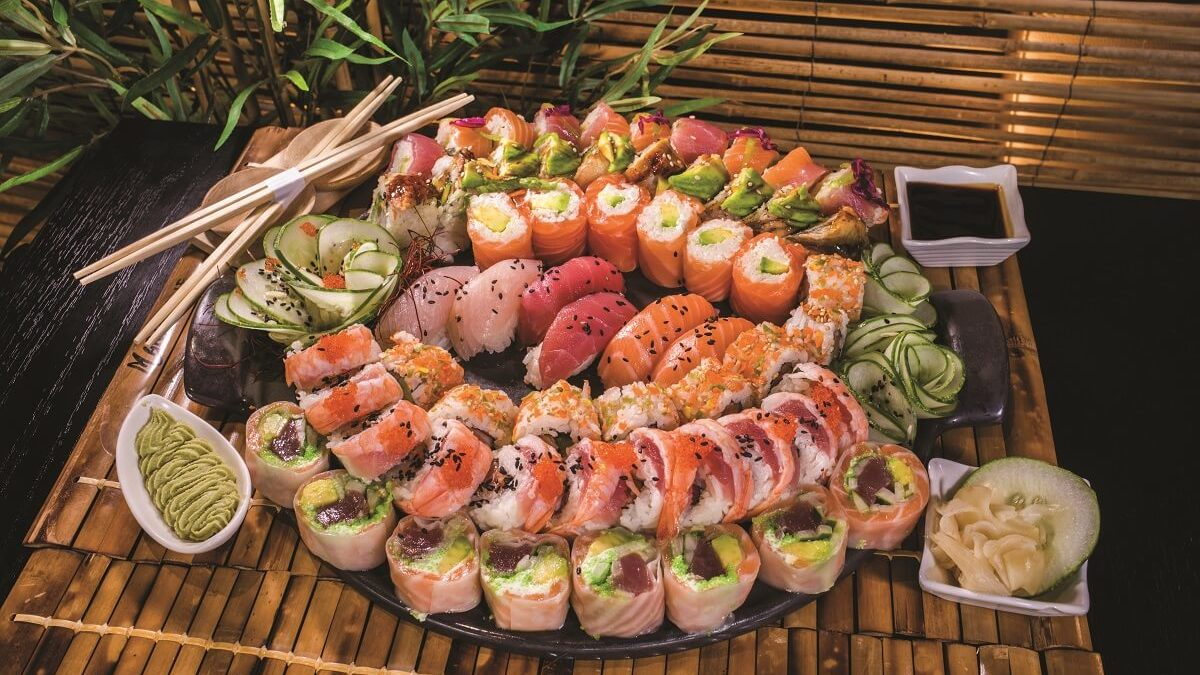Sushi Wave, premier maître sushi de Martinique