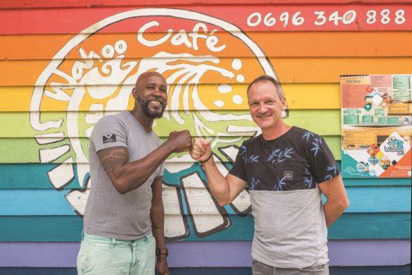 Associés - Wahoo Café - Martinique