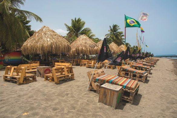 Transats - Wahoo Café - Le Carbet - Martinique
