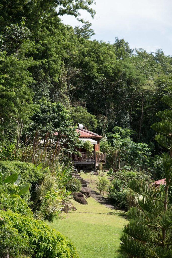 Domaine du Rocher Noir - Pointe-Noire - Guadeloupe