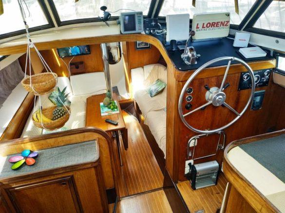 Balade en bateau - Guadeloupe