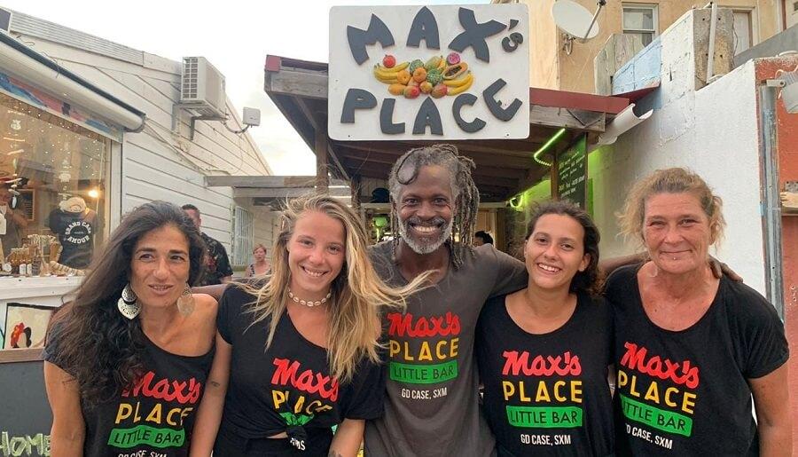 Restaurant Max's Place - Saint-Martin