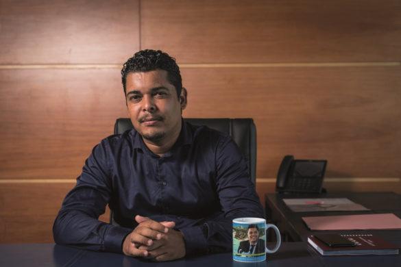 Cedric Cornet - président de la CARL - Guadeloupe