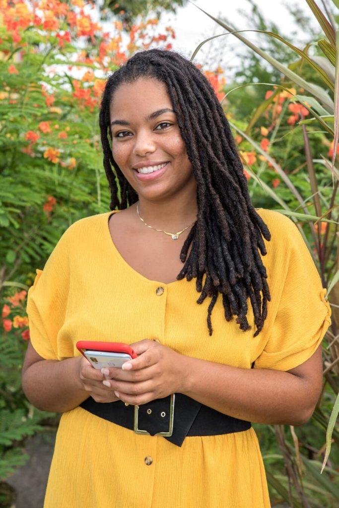 Sarah Jean-Baptiste - chargée de mission déchets et économie circulaire - CCI Martinique