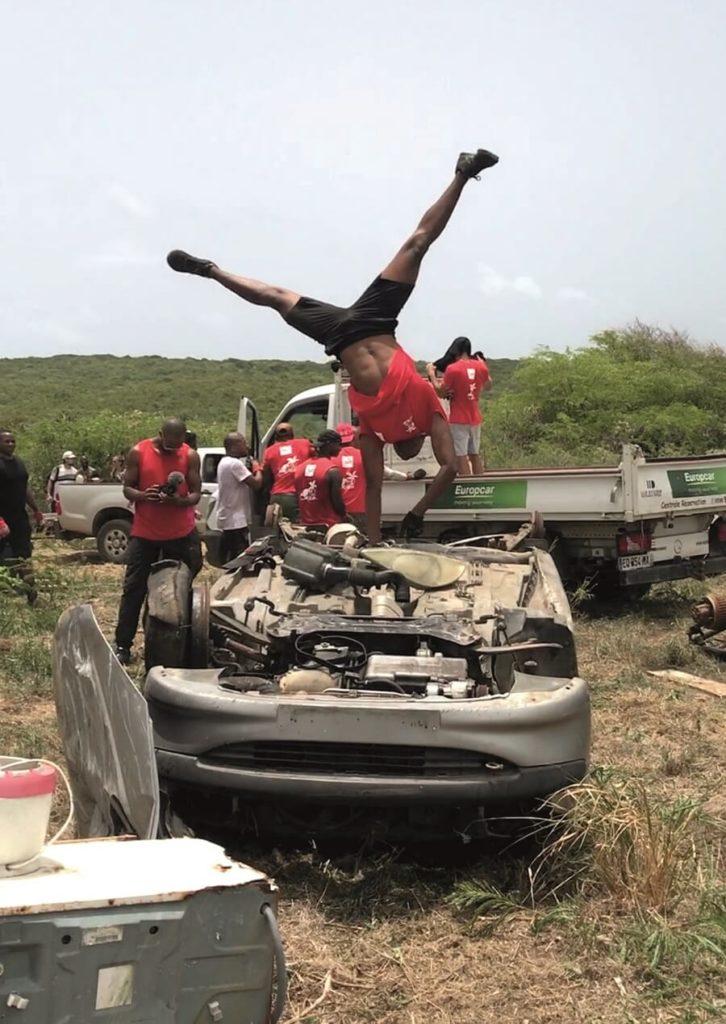 Action citoyenne de ramassage de déchets - Clean My Island - Guadeloupe