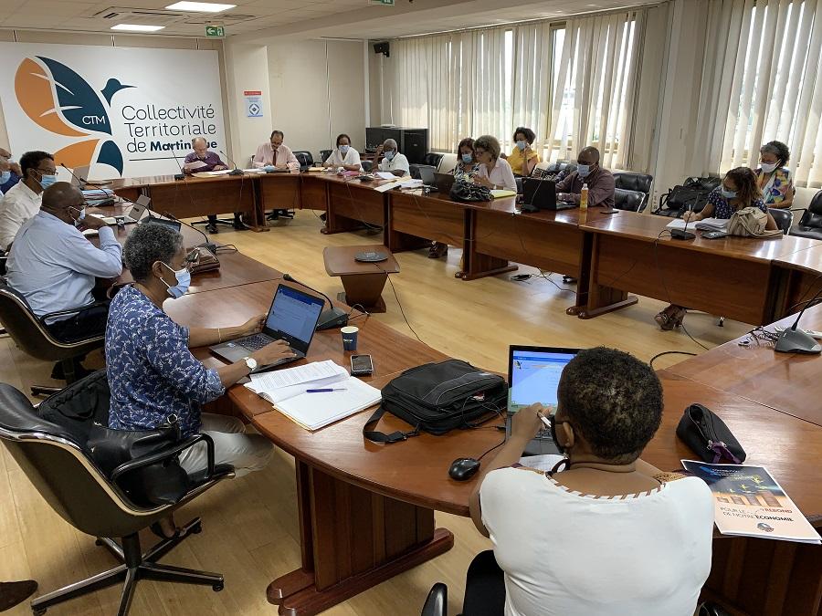 Tour d'horizon du plan de Refondation de la CTM pour la Martinique