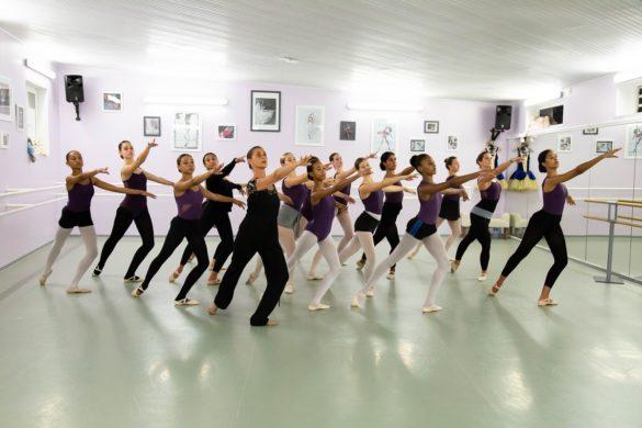 Attitude - studio de danse classique et moderne - Guadeloupe