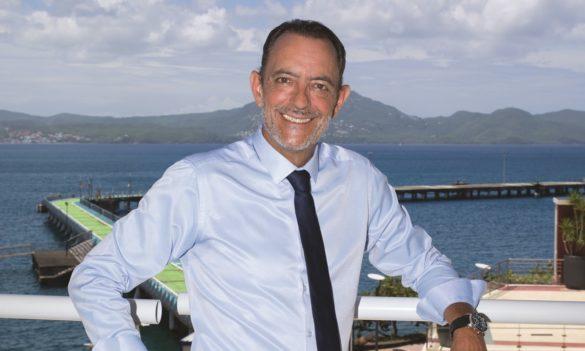 Alex Monnier - hôtelier - directeur hôtel Le Simon