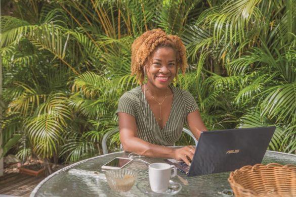 Marie-Noelle Fedronie - Coach en empowerment et formatrice en leadership conscient - Martinique