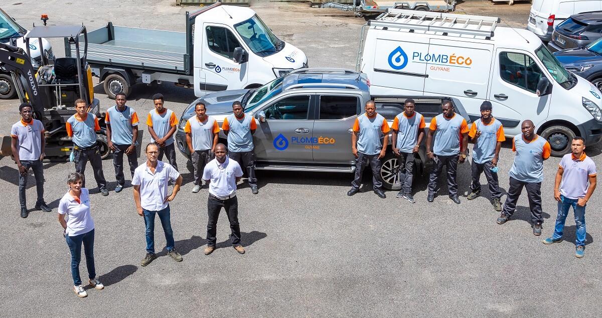 PLOMB ECO Guyane marie plomberie et économies d'énergie