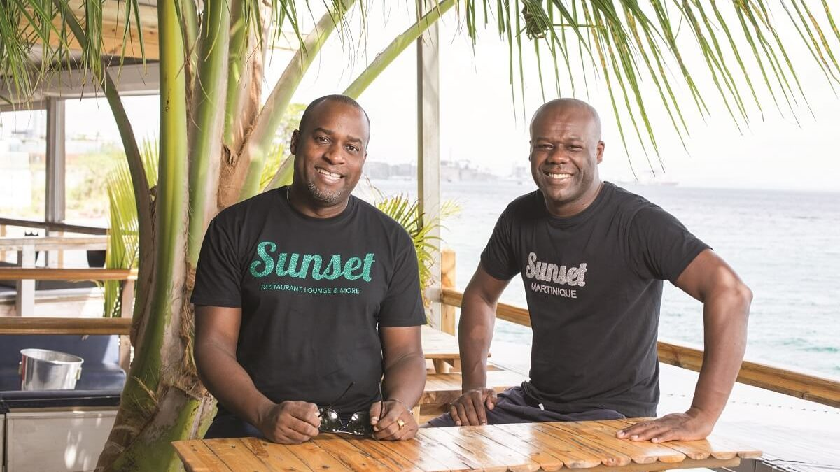 LE SUNSET : Bar, restaurant mais aussi cantine d'affaires !