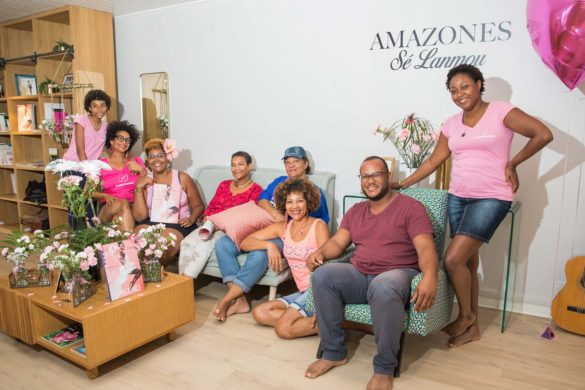 Amazones Martinique - Octobre Rose 2020