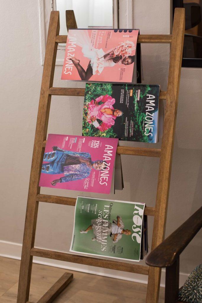 Magazine Amazones - Martinique