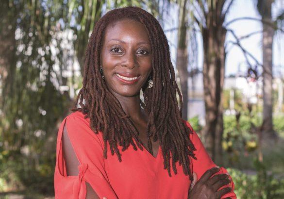 Linda Nyirenda - Agence de communication digitale I AM INTERNATIONAL - Martinique