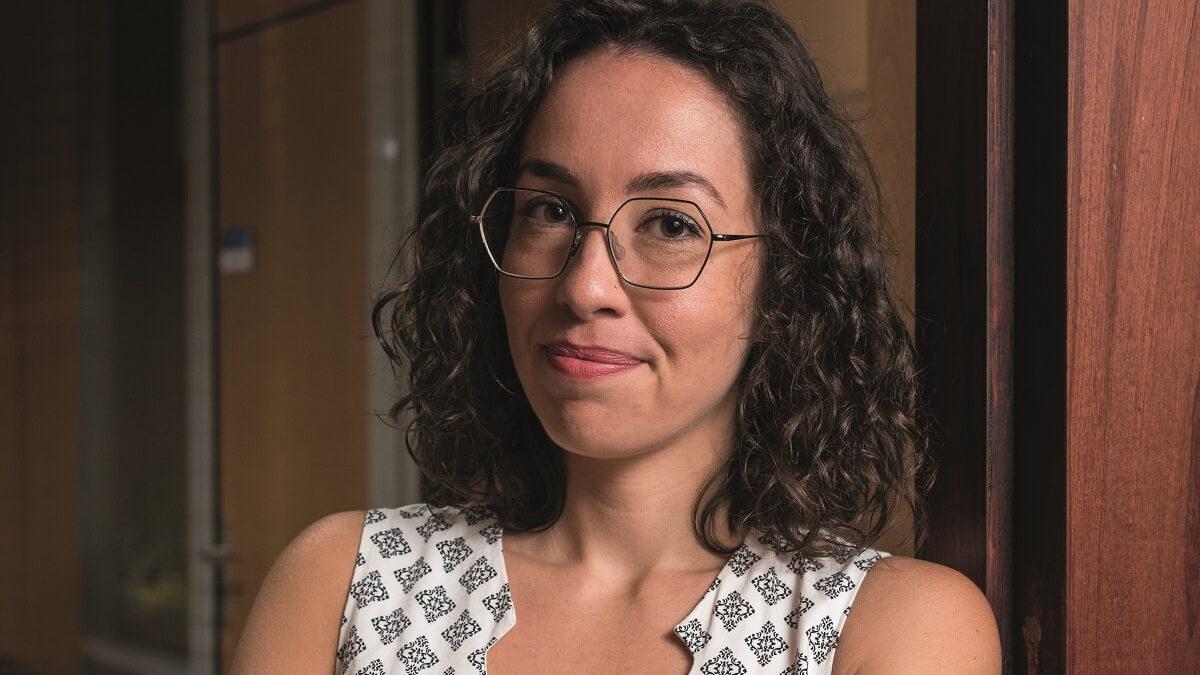 Suzon Da Graça Gaspar, 29 ans et directrice de BRED Banque privée