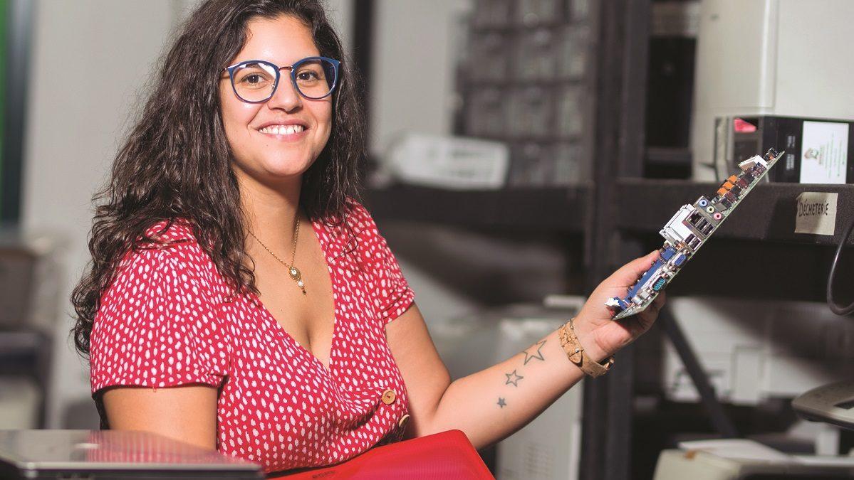 GuyaClic' s'engage pour réduire la fracture numérique en Guyane