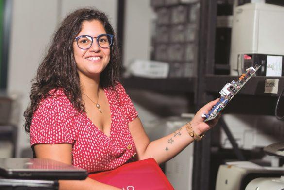 Cassandra Marc - GuyaClic' - médiation numérique en Guyane