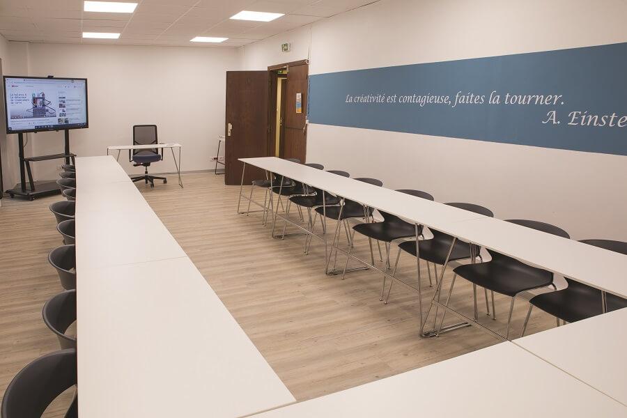 Salle de réunion - L@ Suite Californie - Martinique