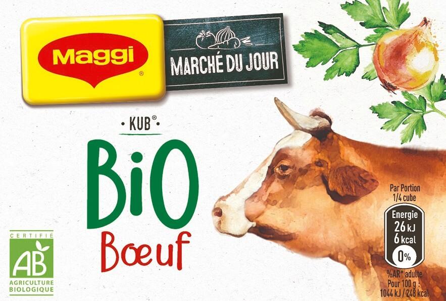 Bouillon Maggi Bio