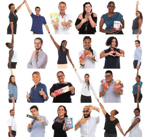 Equipe Nestlé Antilles-Guyane