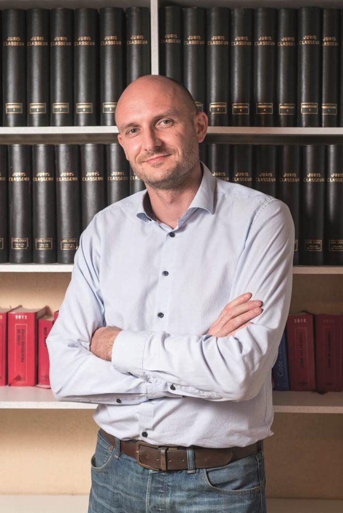 Nicolas Mollet - avocat cabinet DFM - Guadeloupe