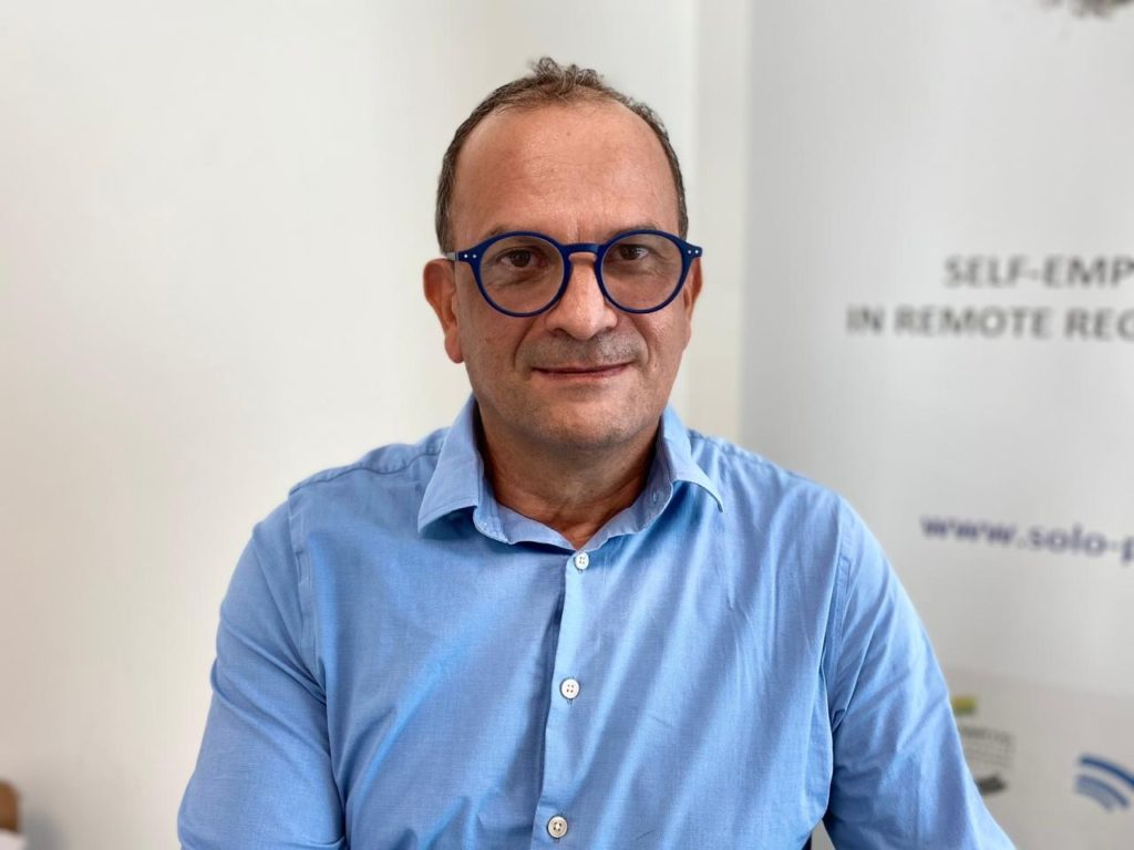 Denis-Antoine Hérault - président association Open It - Martinique