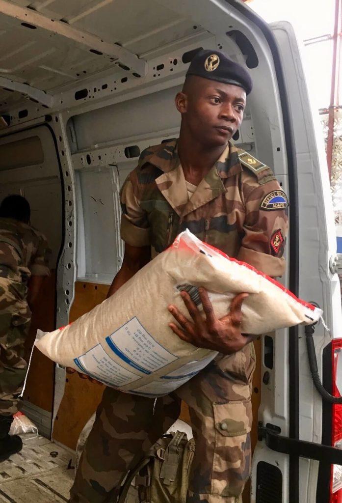 Opération Résilience - RSMA Guyane