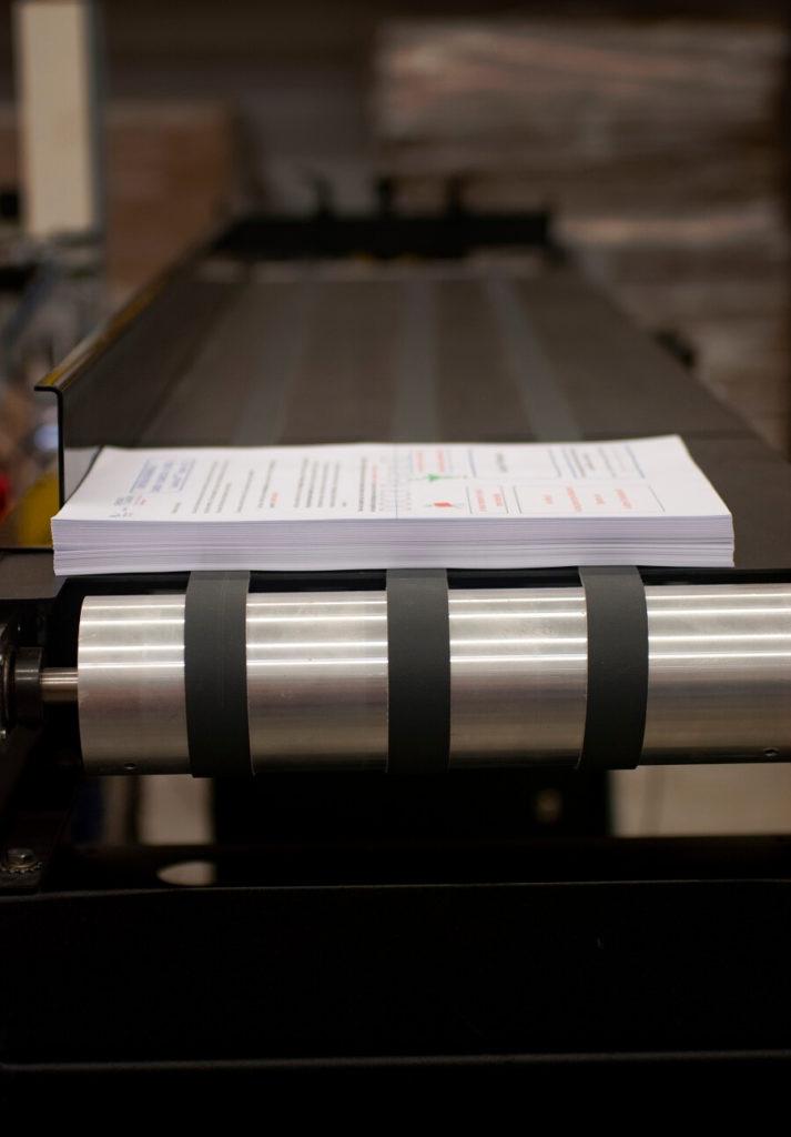 Dématérialisation des documents - SIMPAC