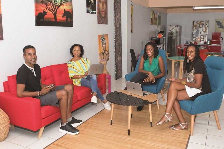 Up and space, contre l'exclusion numérique en Martinique