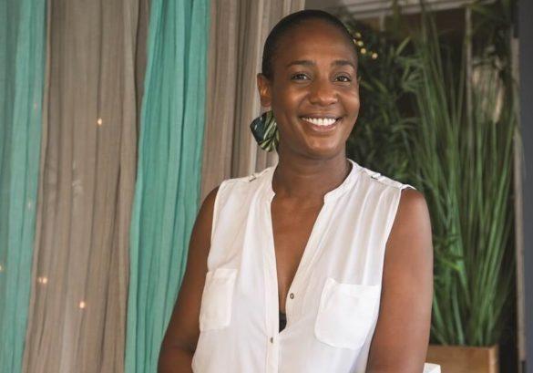 Julie Ancele - Directrice restaurant Zanzibar - Martinique