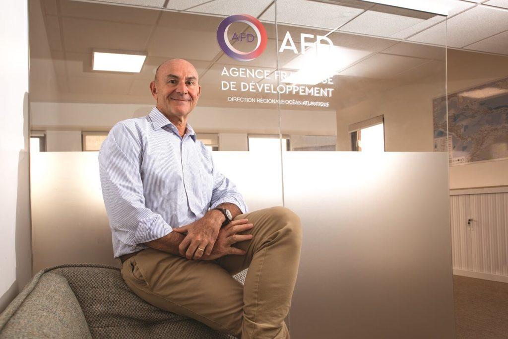 Philippe La Cognata - directeur AFD Martinique