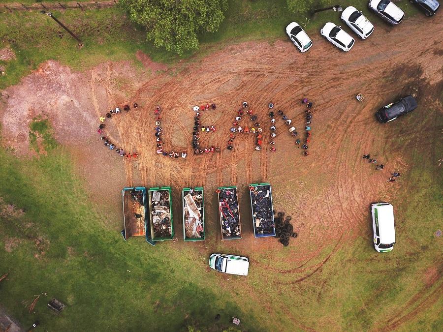 Nettoyage de site en Guadeloupe - Clean My Island