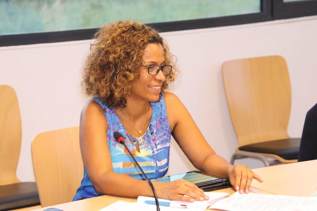Audrey Marie - déléguée à la petite enfrance et à la jeunesse - CTG