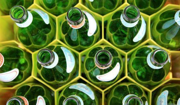 Consigne du verre - Ecologie Industrielle et Territoriale