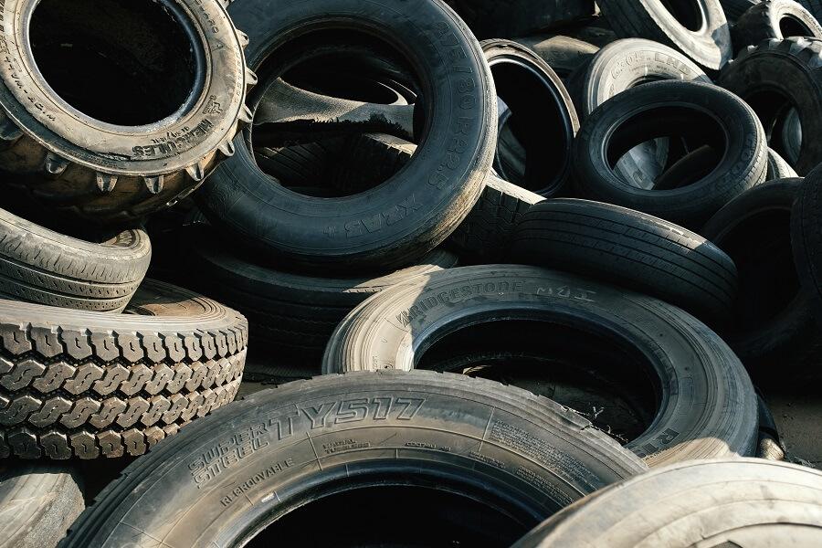 Valorisation des pneus