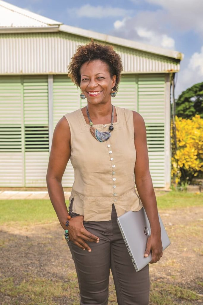 Livia Flavien - responsable EIT - Entreprises & Environnement Martinique