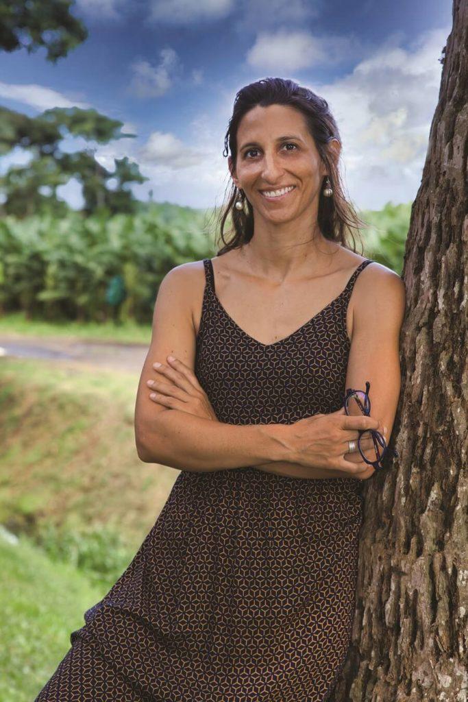 Marie Buisson - chargée de mission Entreprises & Environnement - Martinique