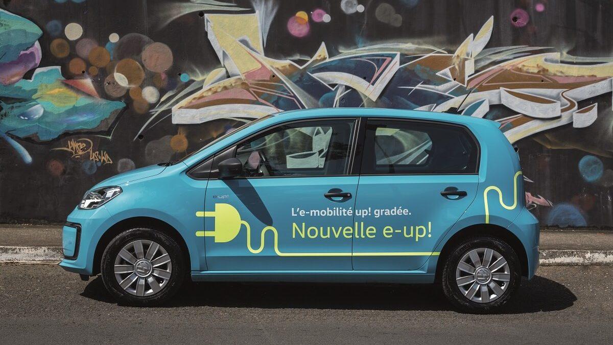 A la découverte de la nouvelle e-up !, Volkswagen électrique upgradée