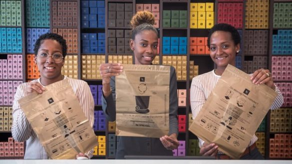 Sacs de collecte des capsules Nespresso - Guadeloupe
