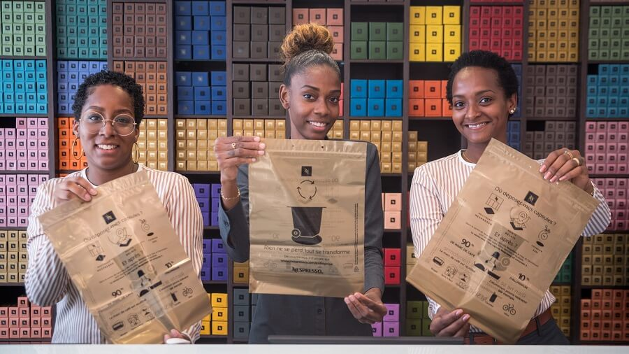Recycler ses capsules Nespresso ? C'est possible en Guadeloupe !