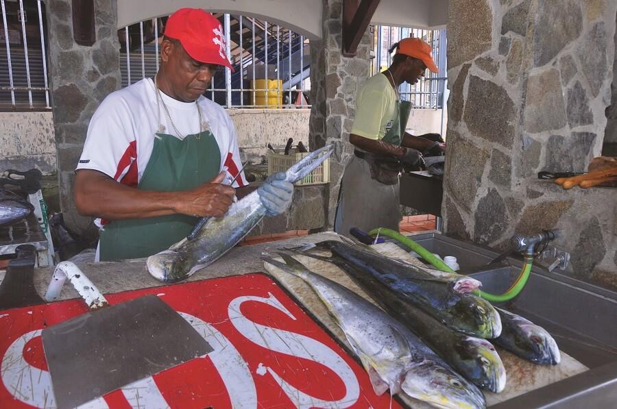 Pêcheurs - Martinique