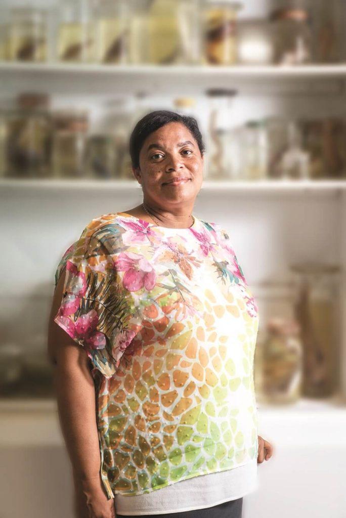 Sylvie Gustave dit Duflo - vice-présidente Région Guadeloupe