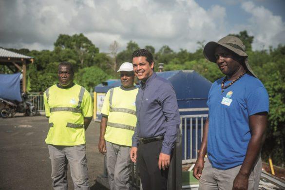 Acteurs de la valorisation des déchets - CARL - Guadeloupe